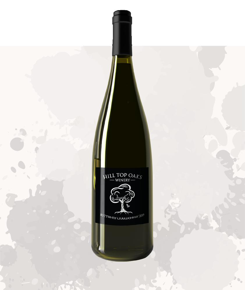 Wine Butterfly Chardonnay 2019